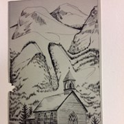 Cover image of Ralph Connor Memorial Church, Canmore 1890 - 1970