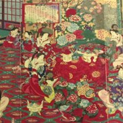 Cover image of Tokyo Aristocratic School Picture of Banquet of Gakushu