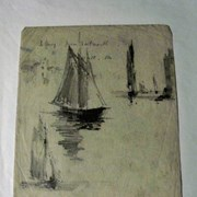 Cover image of Sailing Ships from Dartmouth