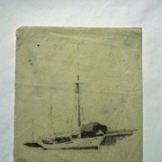 Cover image of Two-Masted Sailboat
