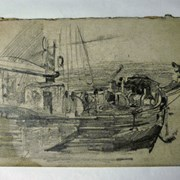 Cover image of Sailing Barge