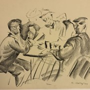 Cover image of Miners at Bar