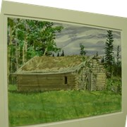 Cover image of Tom Wilson's Cabin - Kootenay Plains
