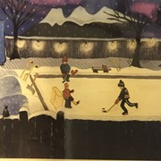 Cover image of The Backyard Rink