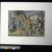 Cover image of Four Cowboys