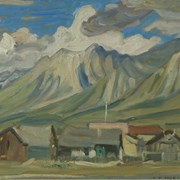 Cover image of Canmore, Alberta