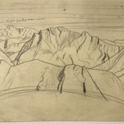 Cover image of Mountain Sketch