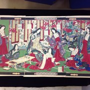 Cover image of Seven Wise Women (from all eras) of Japan