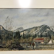Cover image of Police Barracks in Banff