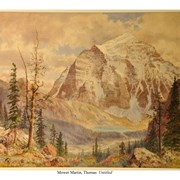 Cover image of Untitled (Mount Temple)