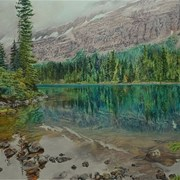 Cover image of Lake O'Hara