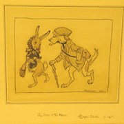 Cover image of The Dog and the Hare