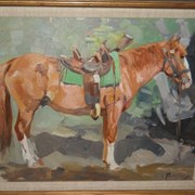 Cover image of Cappy, Jimmy Simpson's Horse
