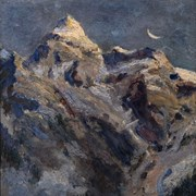 Cover image of Rockies in Moonlight