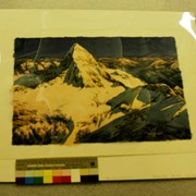 Cover image of Above Mount Assiniboine #1