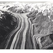 Cover image of Bernard Glacier, 1938