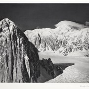 Cover image of Mount McKinley & Mount Barille, 1977