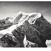 Cover image of Mount Saint Elias from North West