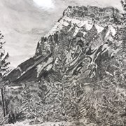 Cover image of Mount Rundle