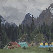 Cover image of High Horizons Camp, Lake O'Hara