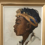 Cover image of Balinese Boy