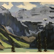 Cover image of Lake Louise
