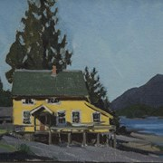 Cover image of House near Tofino