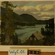 Cover image of Whytes' House at Tofino