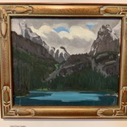 Cover image of Lake O'Hara, Opabin