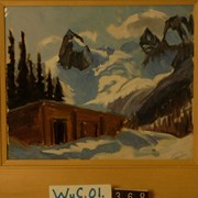 Cover image of Generator Shed, Bugaboo Camp