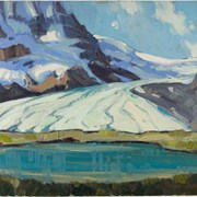 Cover image of Athabasca Glacier