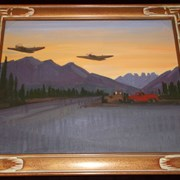 Cover image of Tofino Airfield