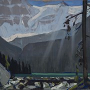 Cover image of Lake O'Hara Outlet