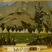 Cover image of Indian Days Camp, Cascade Mountain