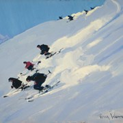 Cover image of Skiers