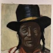 Cover image of Chief David Bearspaw