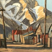 Cover image of Bear Street Alley, Cascade Mountain