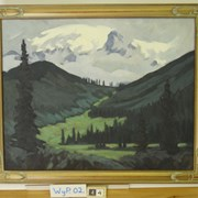 Cover image of Yoho Valley