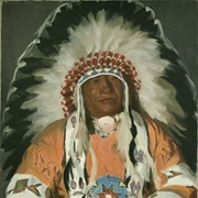 Cover image of Chief George McLean