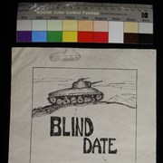 Cover image of Blind Date by John Windsor
